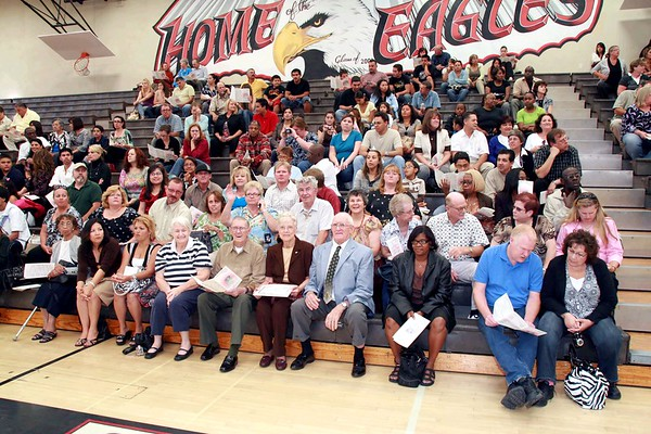 Valley View High School Awards 06-09