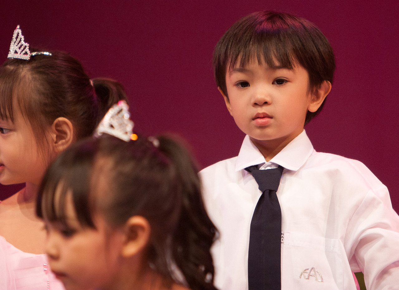 Varee Chiangmai School Annual Performance 2011 at Kad Theatre