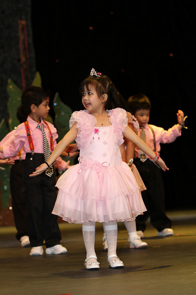Varee Chiangmai School Annual Performance 2010