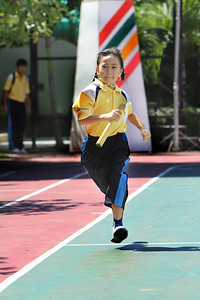 Varee School Chiangmai Phathom Sports Day 2010