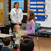 Vectren sponsored this Energy Safe Kids presentation at North Decatur Elementary School.