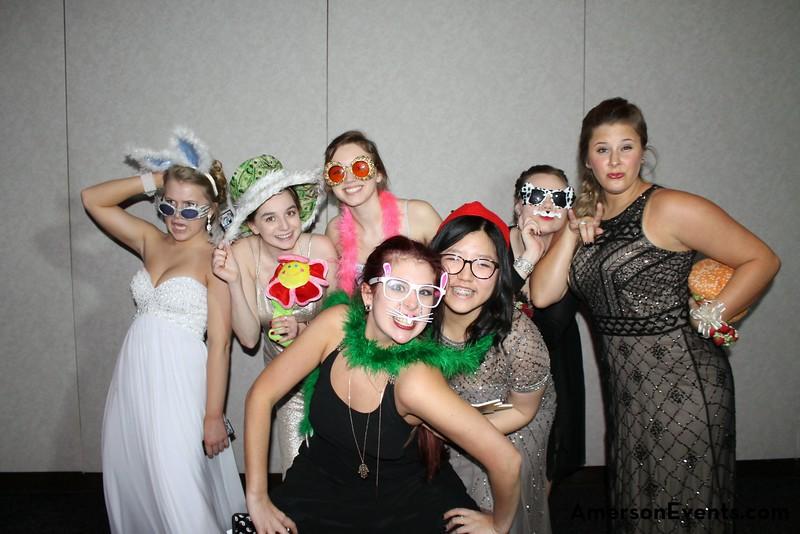 Vestavia Hills High School Prom 2015