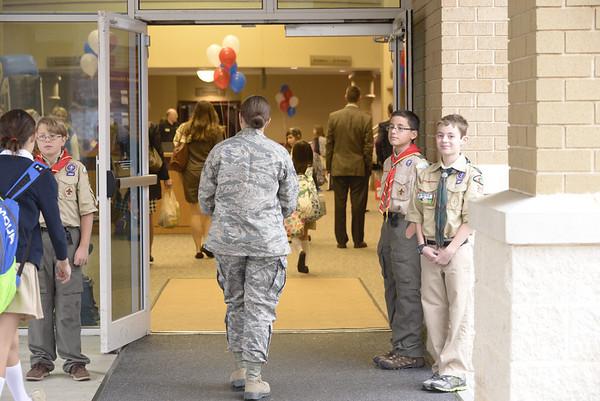 Veterans Day 2014 & 2013
