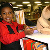 Tenia at Public Library