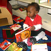 Lauryn loves to read books at the library.