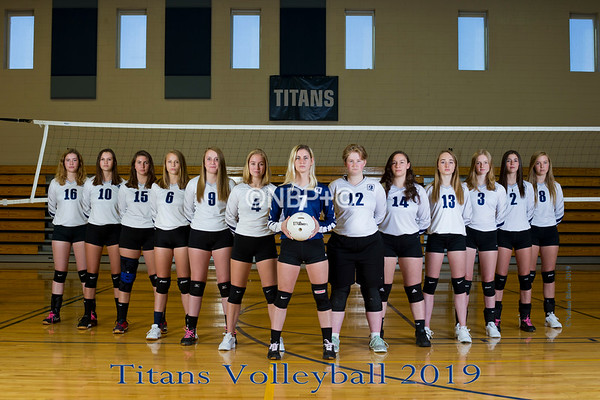 CBCS Volleyball 2019