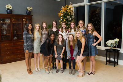 WHS Volleyball Banquet 2014