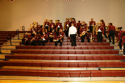 WRHS Band 2010 - 2011