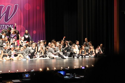 WVDC Upper Dance Cats Rainbow Dance Competition 2017