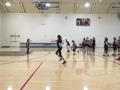 WVMS Basketball at Stratford 2018