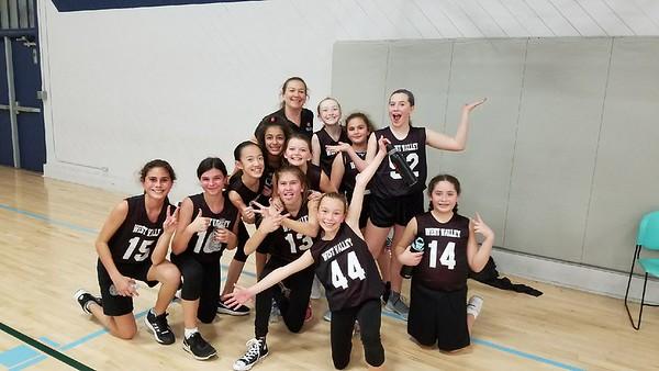 WVMS Basketball vs ACDS 2018