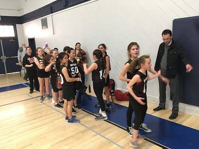 WVMS Basketball vs Stratford 2018