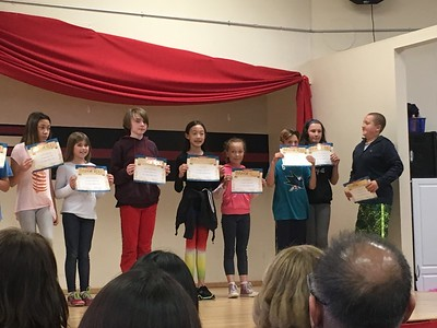 WVMS Honor Roll April 2017