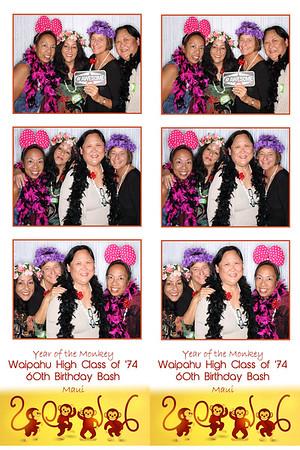 Waipahu High's 60th Birthday Bash