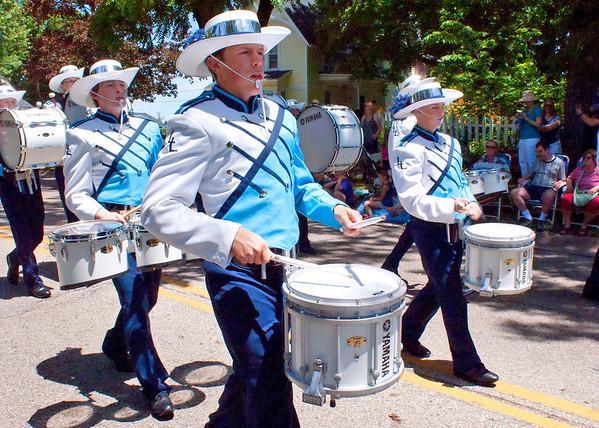 Oregon Summerfest Parade 2016
