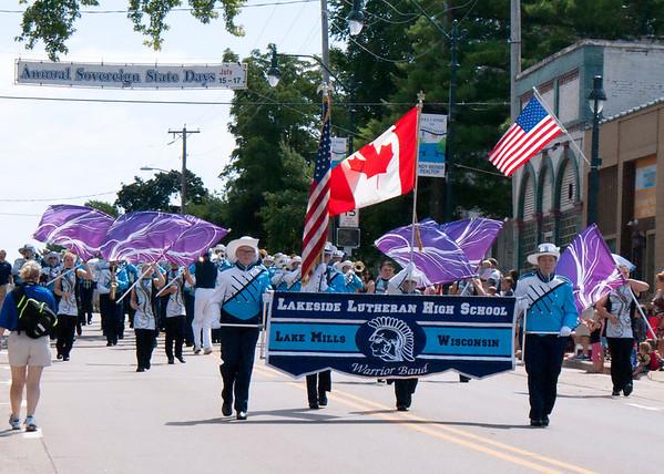 Winneconne Parade 2016