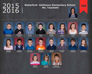 Waterford Elementary 2015-2016