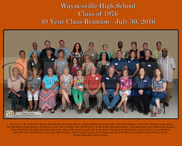 class of 76 40th reunion