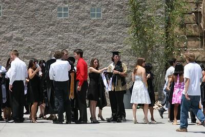 WestView High School Graduation 2005