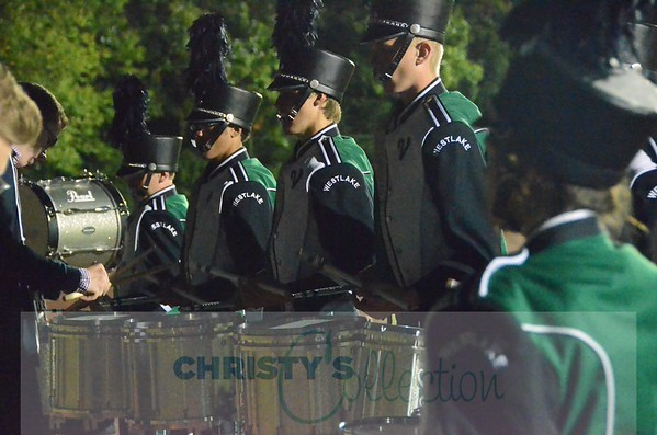 Westlake HS Band 9/15