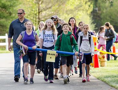 Ash-West Walk to School Day