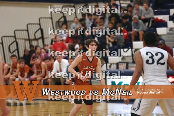 WW vs McNeil Boys Bball 01_30_18