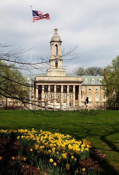 Where I work - Penn State Univ scenes
