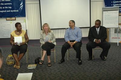 Wichita State University 'LEADERSHAPE 2008' June 1-6