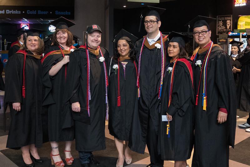 With Diana, Kelly, Matt, Shobha, Jeff and Jayashree