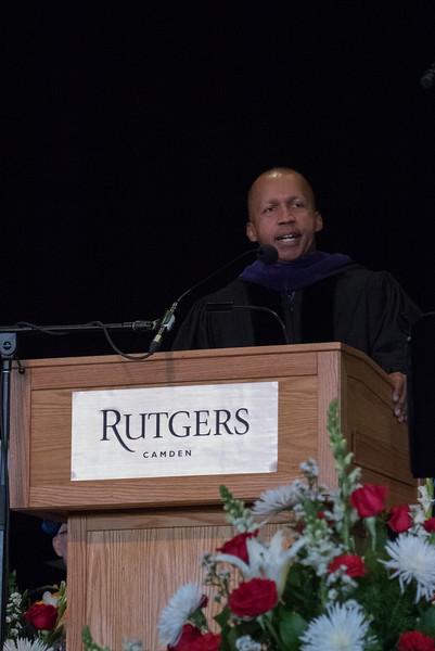 Acceptance remarks by Dr. Bryan Stevenson
