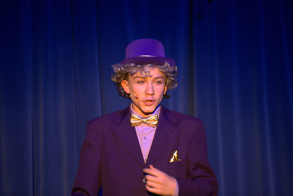 Willy Wonka 2013
