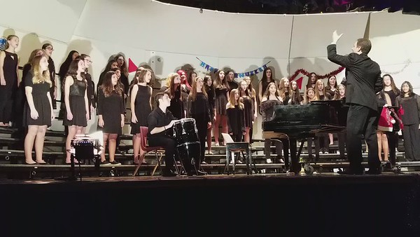 Winter 2017 Choral