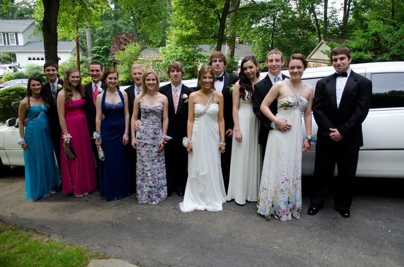 Woodson Senior Prom 2011-138