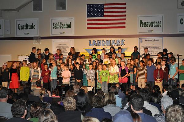 Xanders 4th Grade Fall Concert