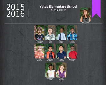 Yates Elementary 2015-2016