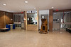 York University - Winters College interior hallways