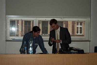 Petr Škyřík a Adam