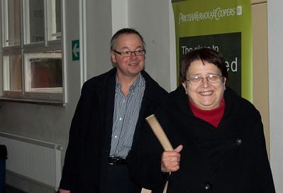 Anna Stocklová, Richard Papík