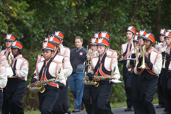2009 Southeast Guilford Homecoming Parade