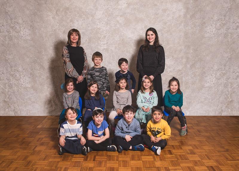 kindergarten Aleph