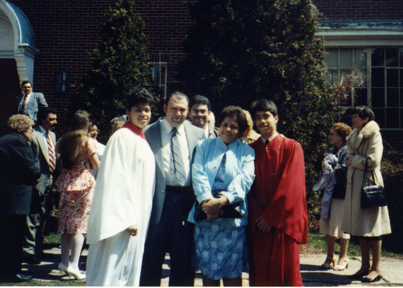 1987 06 - Dave and Tamara's confirmation 007