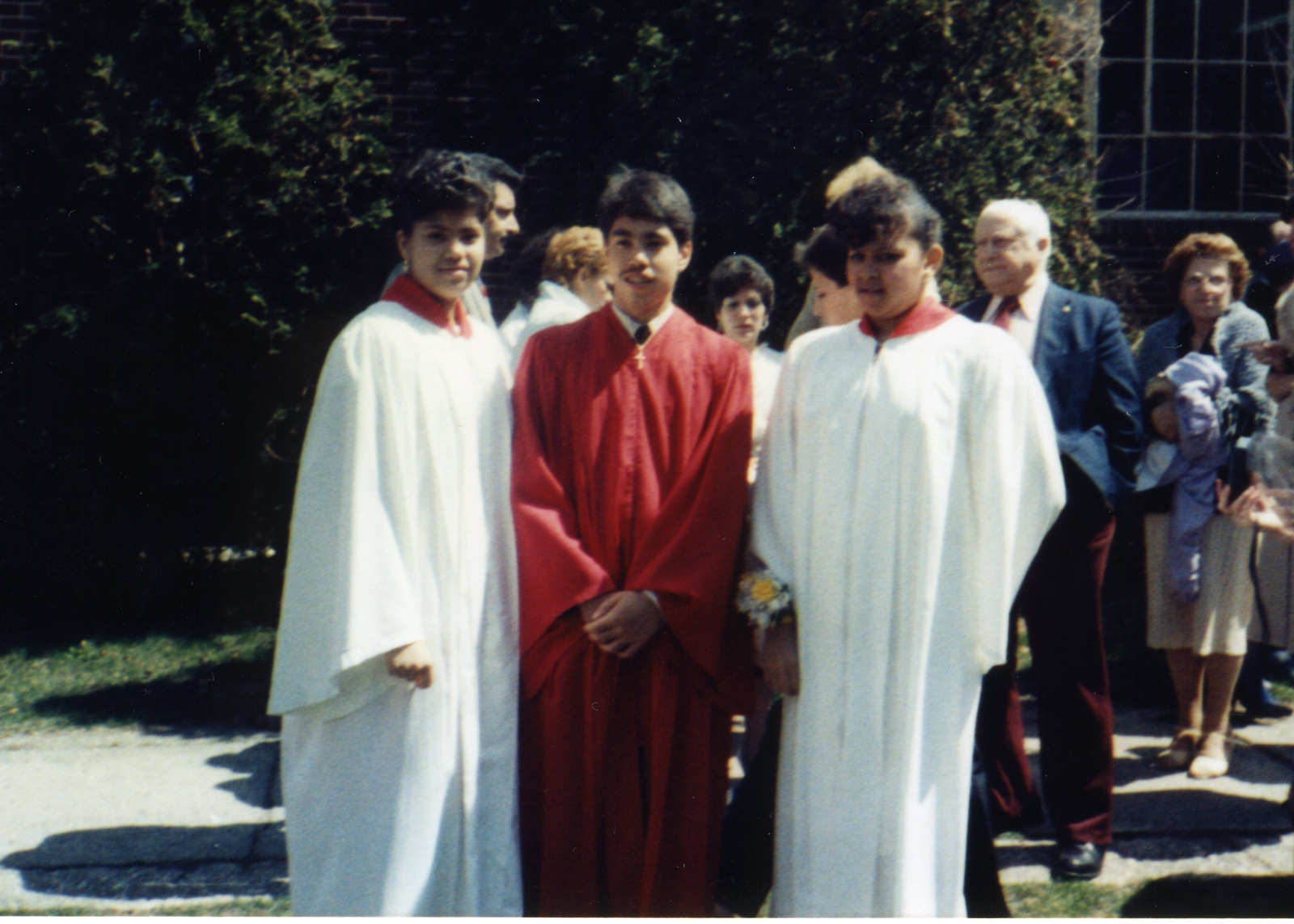 1987 06 - Dave and Tamara's confirmation 010