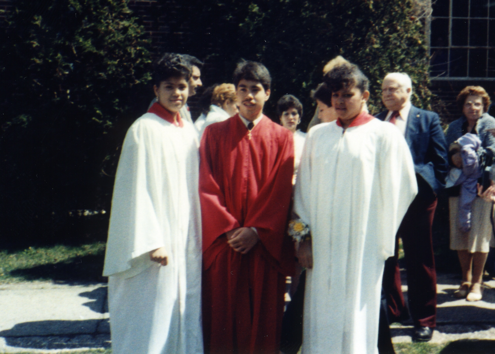 1987 06 - Dave and Tamara's confirmation 006