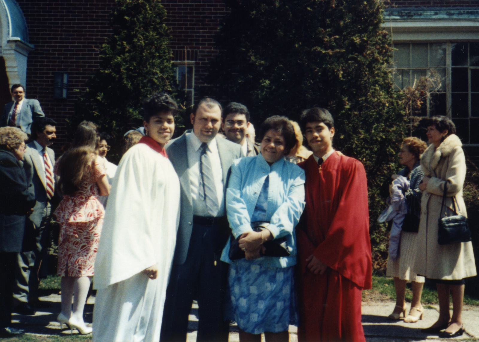 1987 06 - Dave and Tamara's confirmation 009
