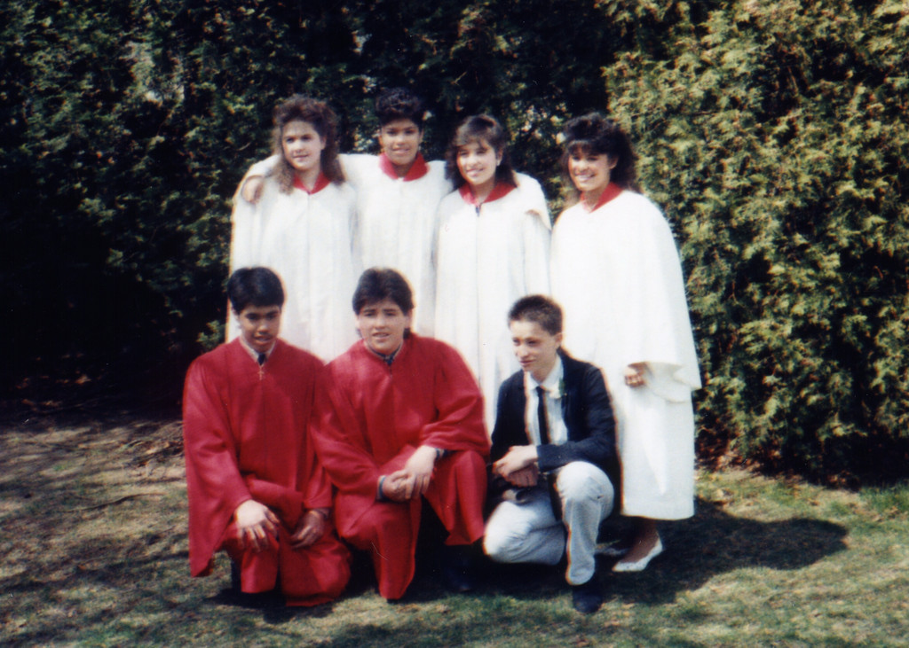 1987 06 - Dave and Tamara's confirmation 005