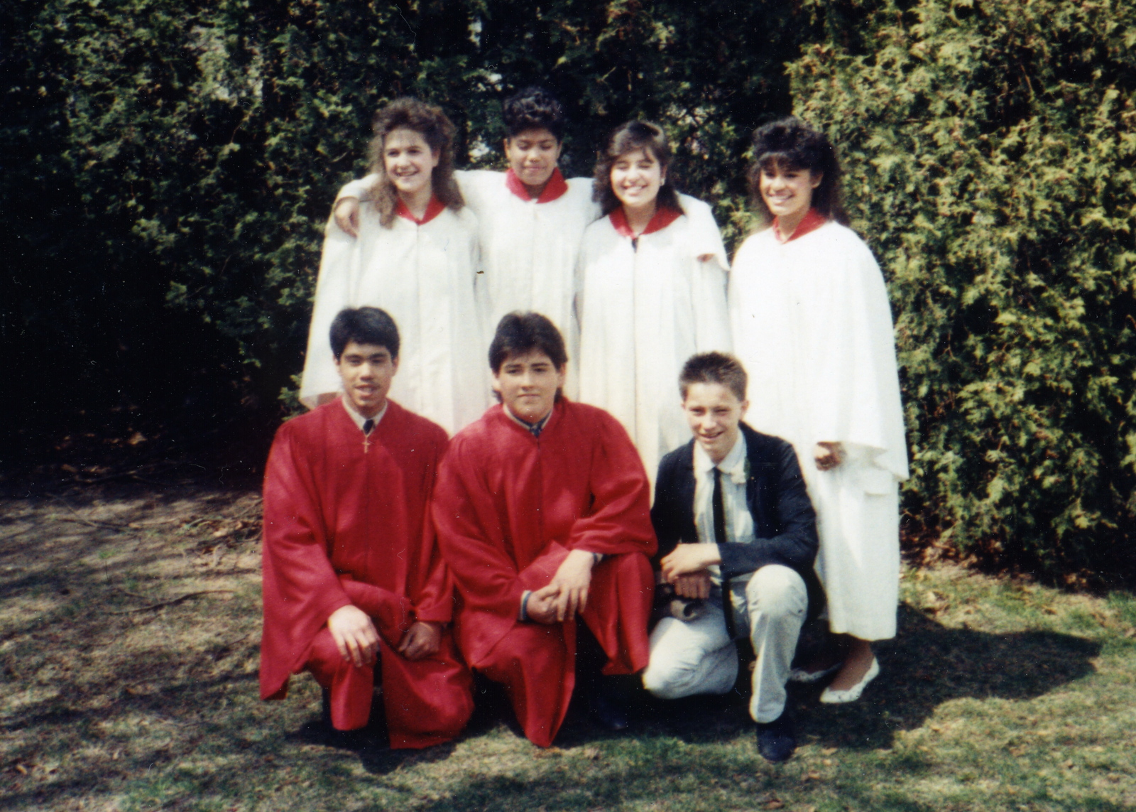 1987 06 - Dave and Tamara's confirmation 012