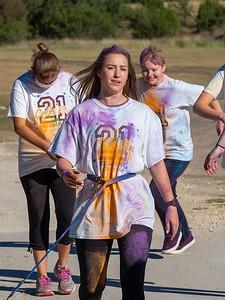 Project Graduation Color Run, October 2020