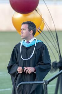 DSHS Graduation, 2018