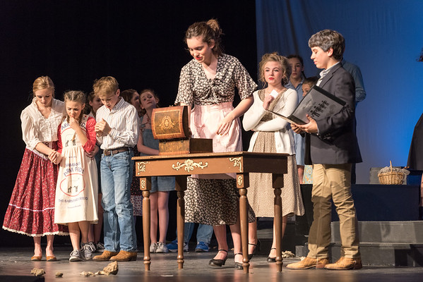 DSMS One Act Plays, 2017