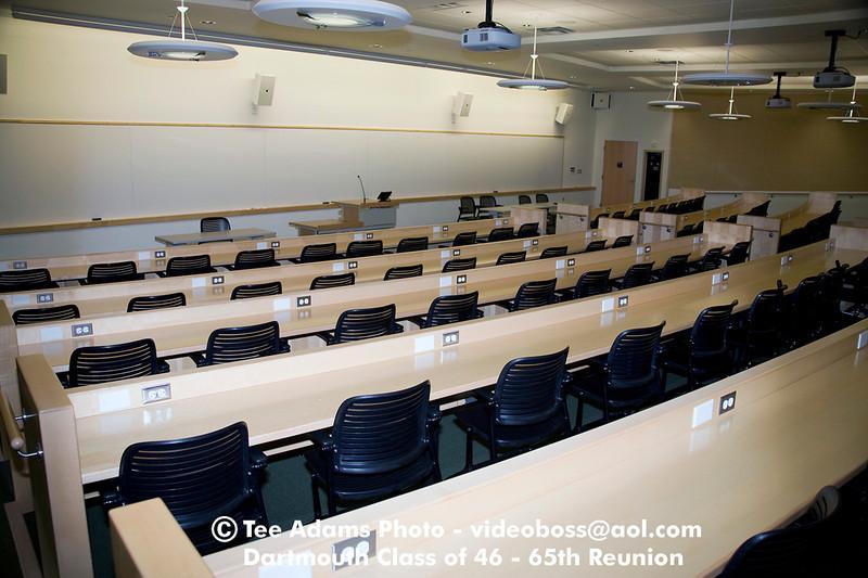 Class style meeting room in Floren.
